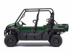 New 2017 Kawasaki MULE PRO-FXT EPS ATVs For Sale in South Carolina. In addition to the strength and power of the Mule PRO-FXT Side x Side, the EPS version has Electric Power Steering that self-adjusts to deliver optimal steering assistance based on vehicle speed.Versatile and convenient three- to six-passenger Trans Cab systemPowerful 812 cc three-cylinder, liquid-cooled, fuel-injected (DFI®) engineMassive 75A of alternator capacity for powering LED headlights and multiple…