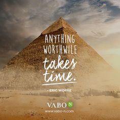 """""""Wenn Dinge nicht gleich geschehen, denke dran: Einen Rolls-Royce zu bauen dauert 6 Monate, einen Toyota 13 Stunden""""!   #vabo_n #motivation #tgif"""
