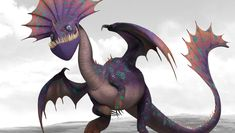 how to train your dragon dragons | See more of Gruff in: