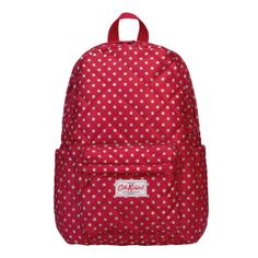 Spots & Dots | Little Spot Quilted Backpack | CathKidston