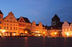 Greifswald, Germany. Ernst-Moritz-Arndt University