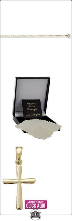 Amandas Silver Boutique Niños    oro amarillo 9 quilates (375)     sin piedra, sin perla  ✿ Joyas para niñas - Regalos ✿ ▬► Ver oferta: https://comprar.io/goto/B01M0NLQ56