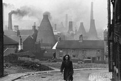 Kurt Hutton - Potteries, Stoke-on-Trent, Staffordshire (2nd March 1946)