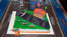 Disney planes cake idea