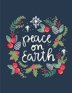 Merry Christmas Quotes : Free Printable Peace on Earth Christmas Artwork Christmas Artwork, Christmas Wallpaper, Christmas Signs, Little Christmas, Christmas Pictures, Winter Christmas, All Things Christmas, Christmas Crafts, Christmas Decorations