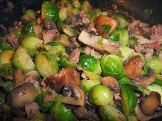 Rosenkål – blanding   Lavkarbo gjort enkelt Sprouts, Diabetes, Side Dishes, Food And Drink, Low Carb, Vegetables, Vegetable Recipes, Side Dish, Veggies