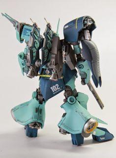 Custom Build: 1/144 MSK-008 Dijeh - Gundam Kits Collection News and Reviews