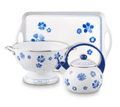 Farmhouse Touch #Blueflowers Kitchen collection | Villeroy & Boch