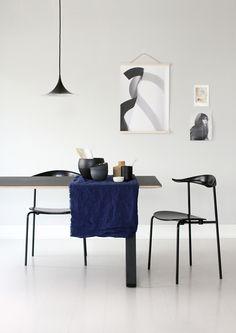 CH88 chair from Cark Hansen & Son | AMM blog, styling by Jennifer Hagler
