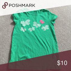 Mini boden cotton tee Green short sleeve mini boden tee size 5-6 years Mini Boden Shirts & Tops Tees - Short Sleeve