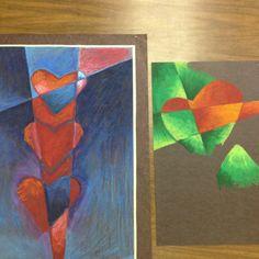 Jim dine hearts oil pastel Valentines Art Lessons, 7th Grade Art, Ecole Art, Art Prompts, Art Curriculum, Art Classroom, Classroom Ideas, School Art Projects, Collaborative Art