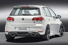 Volkswagen Golf MkVI Body Kit by Caractere - VW Tuning Mag