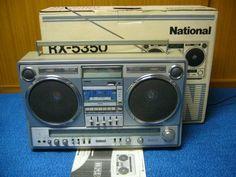 National RX-5350  BIG STATION