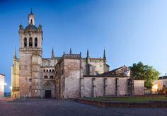 Coria Catedral de Santa María de la Asunción