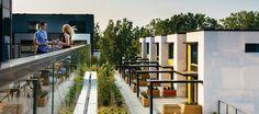 Quartier Pointe Nord – Evolo I Montreal Architecture, Architecture Design, Le Point, Condominium, Interiores Design, Exterior, Spaces, Terraced House, Homes