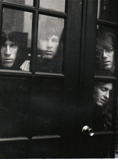 """pinkfled: """" The Doors, shot in New York City in 1967 by Joel Brodsky """""""