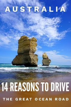 The Great Ocean Road trip should be included in every Australia travel itinerary. 14 reasons, from koalas to kangaroos, why the Great Ocean Road is not to be missed.
