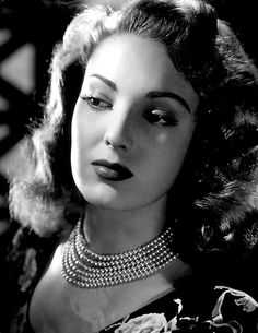 """Linda Darnell......  """"At first, everything was like a fairy tale coming true. I stepped into a fabulous land where, overnight, I was a movie star. In pictures you're built up by everyone. On the set, in the publicity office, wherever you go, everyone says you're wonderful. It gives you a false sense of security. You waltz through a role, and everywhere you hear that you are beautiful and lovely, a natural-born actress. You believe what people around you say."""""""