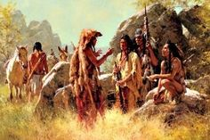 Story telling was used to pass down traditions, such as local customs, how to live off the land, and how to survive in the natural environment in which they lived.  When other nationalities started to settle in their land, the Native Americans were often forcibly relocated to land that was not their own. Their customs, language and religion were ways for them to remain connected to each other and their homeland, and keep their legacies alive.