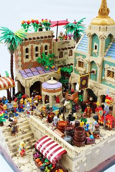 (CCC14) The Grand Bazaar | by Mark of Falworth