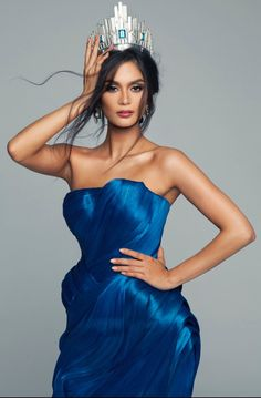 Miss Universe 2015 Pia Wurtzbach wearing Sherri Hill during her final photoshoot as Miss Universe with Filbert Kung Miss Pageant, Pageant Girls, Miss Universe Gowns, Pageant Pictures, Pageant Photography, Miss Universe Philippines, Pageant Headshots, Pageant Crowns, Filipina Beauty