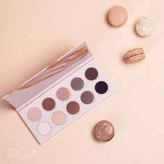Candy girls, let's taste our Naturally Yours Palette. www.zoeva.de