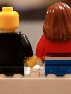 Uncovered: The excellent reason why Lego people have a hole in their head. on http://www.mamamia.com.au