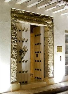 """Entrance to the """"Tcherassi Hotel and Spa"""", Cartagena, Colombia"""