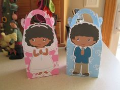 My First Communion African American Favor Boxes Set of by zbrown5