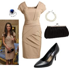 Kate Middleton's Look for less. Dress only $49!