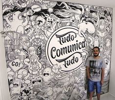 Project for TCT Ad agency in Vila Valha - Brazil.