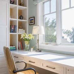38 Trendy home office inspiration workspaces Office Nook, Home Office Space, Home Office Desks, Office Decor, Office Ideas, Desk Ideas, Office Setup, Office Organization, Office Designs