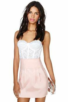 Nasty Gal Viva Skirt | Shop Valentine's Day Shop at Nasty Gal