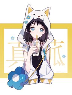 Read Kimetsu No Yaiba / Demon slayer full Manga chapters in English online! Gato Anime, Chica Anime Manga, Demon Slayer, Slayer Anime, Anime Angel, Anime Demon, Kawaii Anime Girl, Anime Art Girl, Neko