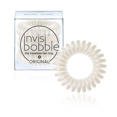 invisibobble Original Traceless Hair Ring, Royal Pearl >>> Want additional info? Click on the image.