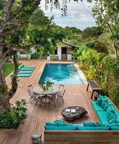 Jolie maison avec piscine