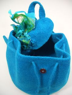 Turquoise Tote Bag - Jean Gauger - Picasa Webalbums