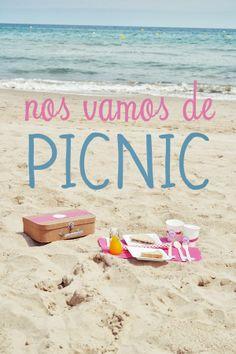 Picnic en la playa con One Happy Box