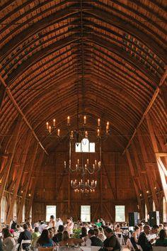 A Rustic Country Barn Wisconsin Wedding | Wisconsin Bride magazine