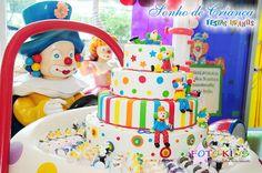 Sonho de Criança Festas Infantis