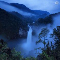 #Cascada #SanRafael  Porque lo vivimos para contarlo  Descubre como llegar a cada destino en  WWW.RUTAVIVA.COM
