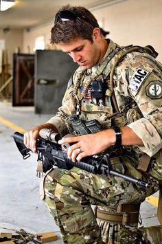 AIR FORCE JTAC Joint Terminal Attack Controller
