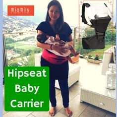 Why Opt For The Hipseat Baby Carrier Today