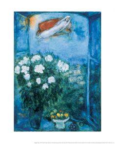 Marc Chagall – A dream