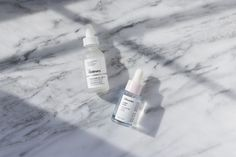 So which one should you buy? Comparing Glossier Super Pure serum with The Ordinary Niacinamide and Zinc serum. Which one is better? The Ordinary Niacinamide, Lip Care, Serum, Pure Products, Beauty, Skincare, Skincare Routine