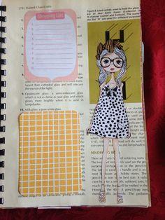 Handmade Journal by RedDeb on Etsy