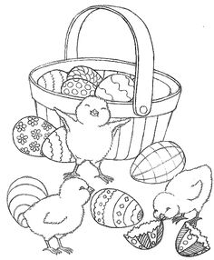 Check easter coloring pages for adults, easy coloring pages for adults, Easter coloring pictures adult, coloring pages easter, easter adult coloring free. Easter Coloring Pictures, Free Easter Coloring Pages, Easter Bunny Colouring, Easter Egg Coloring Pages, Spring Coloring Pages, Preschool Coloring Pages, Cute Coloring Pages, Free Coloring, Coloring Pages For Kids