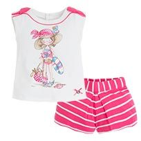 Little Girl Fashion, My Little Girl, Kids Fashion, Newborn Outfits, Kids Outfits, Hot Pants, Kids And Parenting, Tank Tops, Children