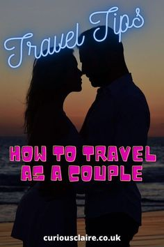 Is traveling as part of a couple something new to you? Want to know how to survive traveling as a couple? Read these tips from experienced travel couples #travel #traveltips #travelblogger #couplegoals #travelbloggers | Travel Tips | Couple Travel Tips | Couple Travel | Couple Travel Blogs | Couple Bloggers | Travel Advice | Couple Advice