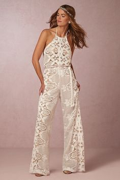 Today on Boho Weddings we are pleased to bring you our post on Bridal Style: BHLDN Swept Away Collection. We are huge fans of BHLDN and these are amazing! Wedding Jumpsuit, Boho Wedding Dress, Wedding Dresses, Wedding Attire, Party Dresses, Summer Dresses, Father Of The Bride Outfit, Bride Reception Dresses, Asos Wedding